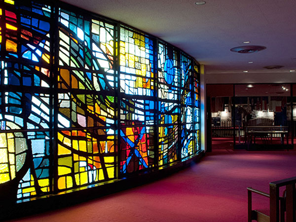 Virginia Museum of the Civil War Stained Glass